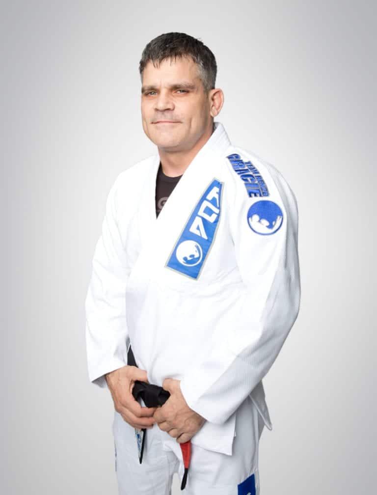 Prof. Harley Flanagan - BJJ Instructor