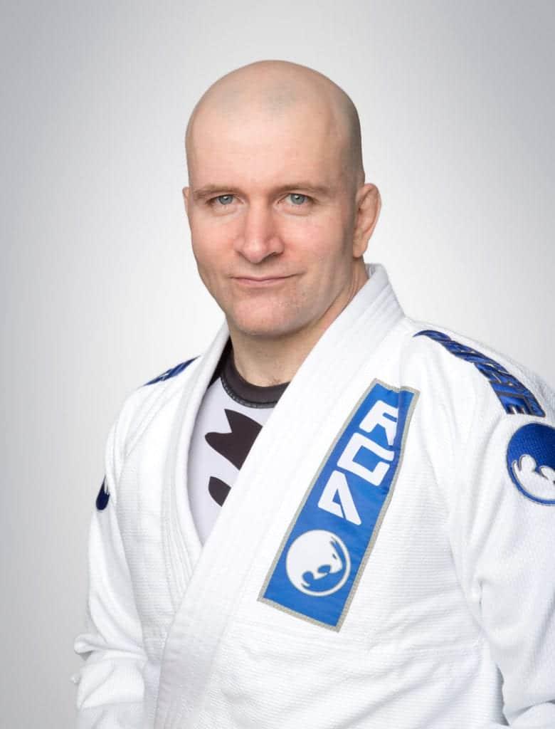 Prof. John Danaher - BJJ Instructor