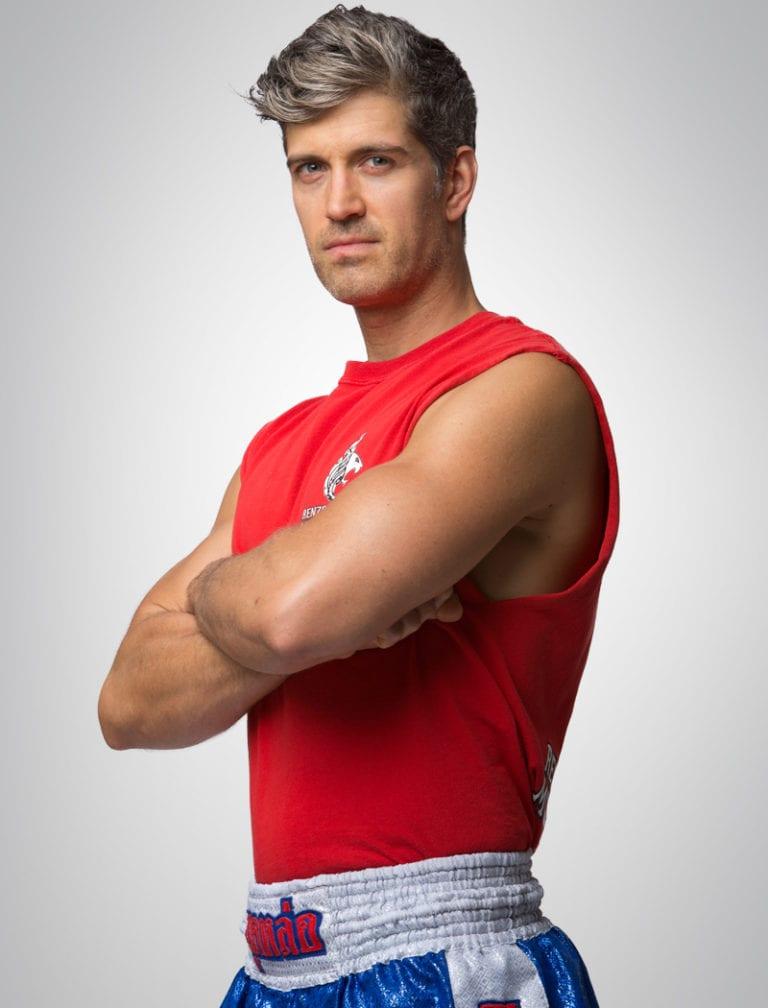 Lucas Noonan Muay Thai Instructor at Renzo Gracie Academy