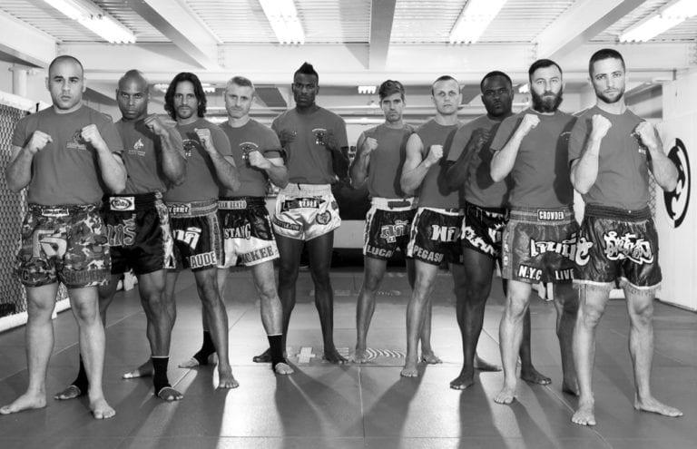 Renzo Gracie Academy Muay Thai Instructors