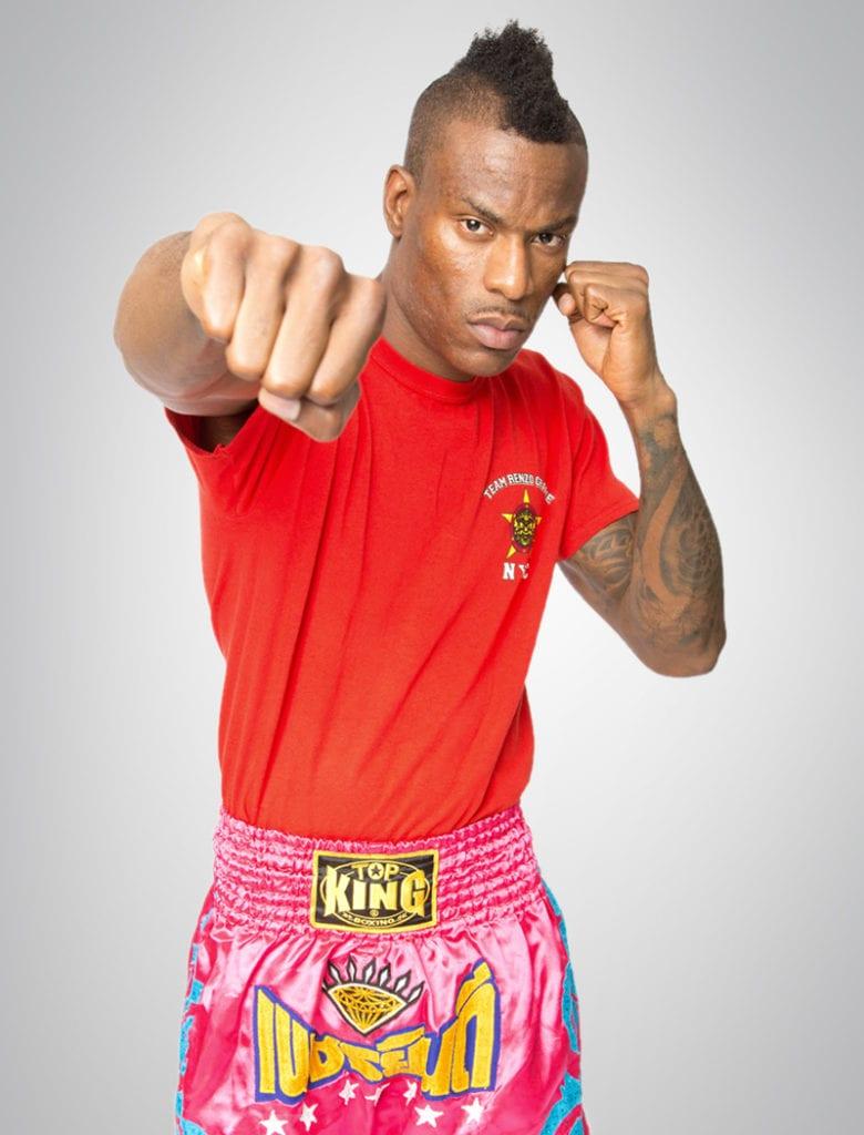 Elijah Clarke Muay Thai Instructor at Renzo Gracie Academy
