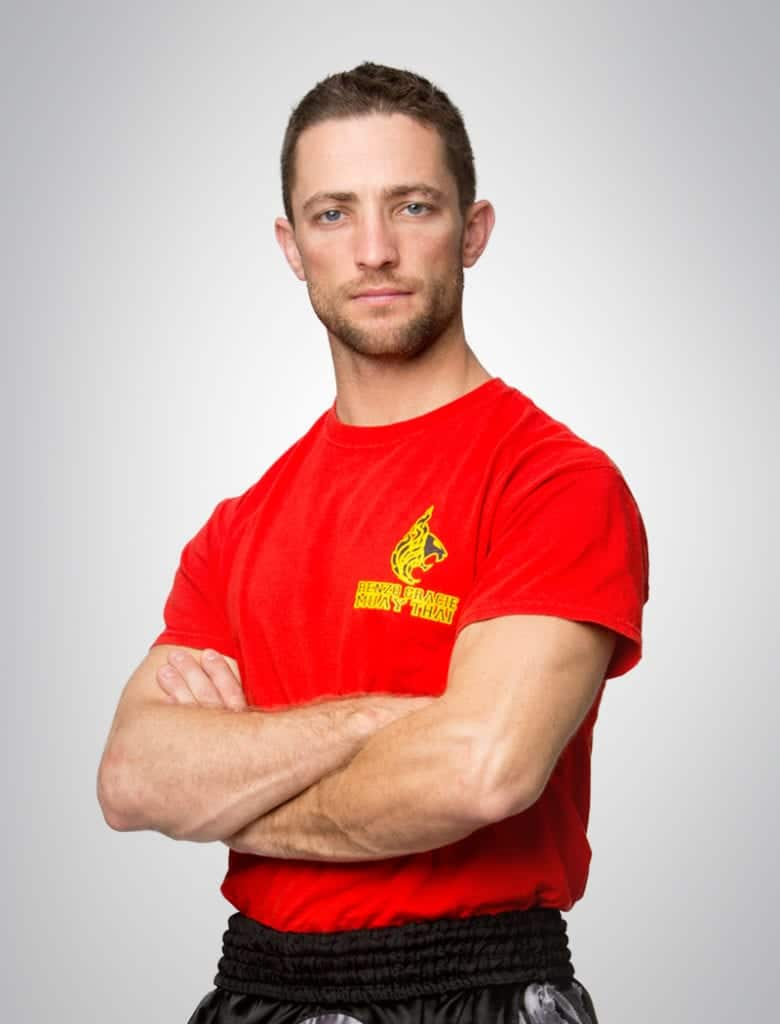Joshua Brandenburg, Muay Thai Instructor at Renzo Gracie Academy