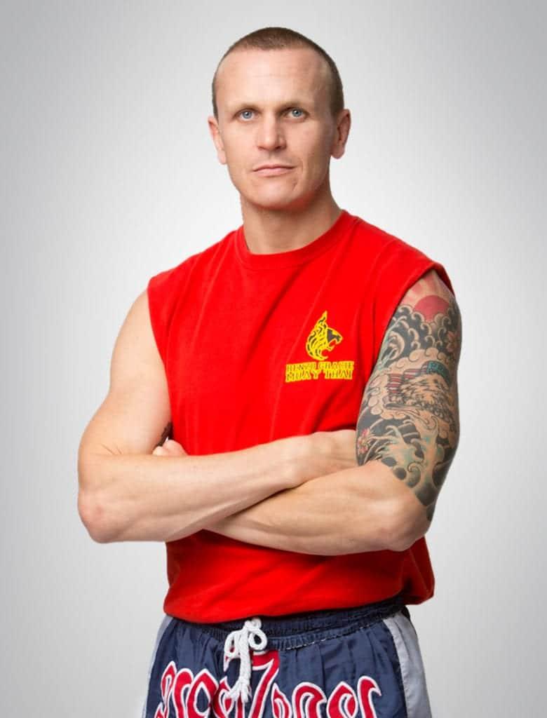 PJ McMahon, Muay Thai Instructor at Renzo Gracie Academy