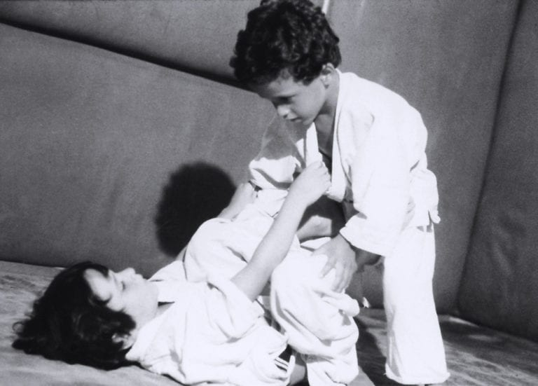 Renzo Gracie BJJ at 4 Years Old