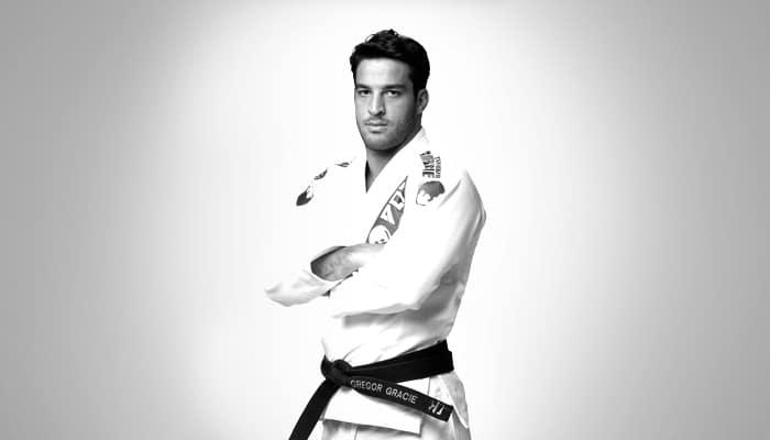 Gregor Gracie Jiu-Jitsu