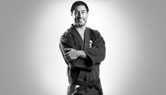 Mario Delgado - Renzo Gracie Academy Meico
